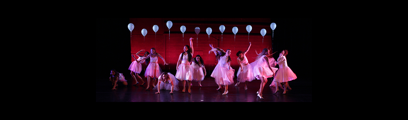 Glow Up — Choreography: Lucie Baker / Photo: Tim Summers