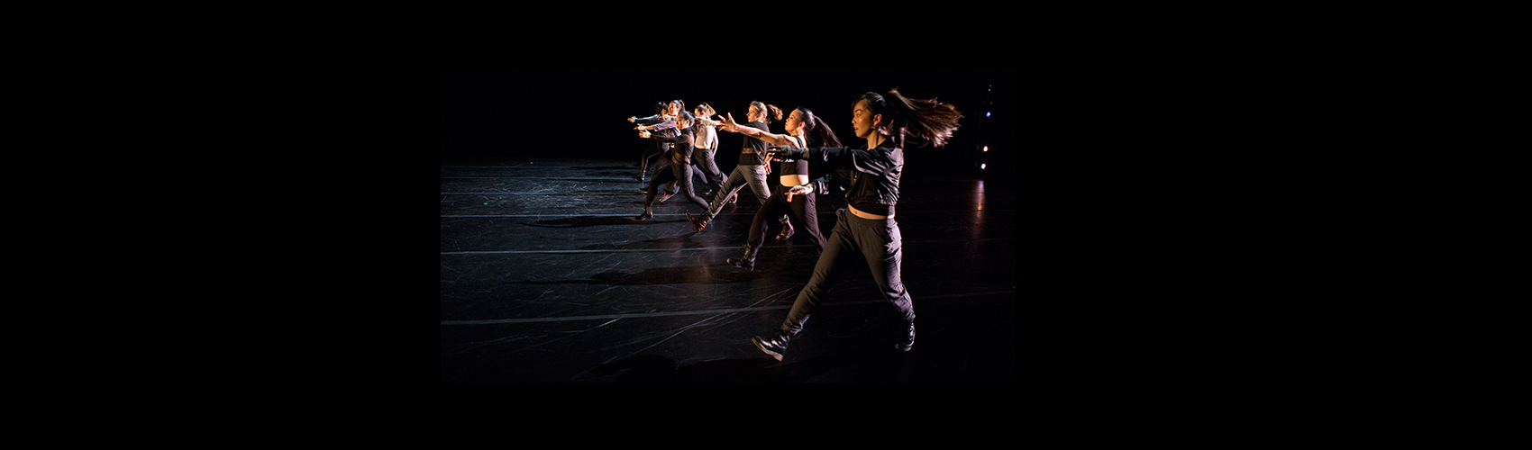 Tornado 2.0 — Choreography: Alethea Alexander / Photo: Tim Summers
