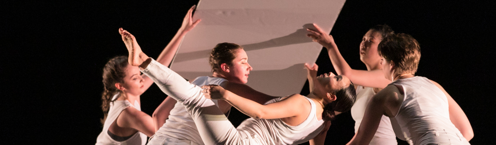 "Six dancers in Brian Brooks ""Division"""