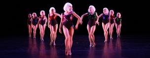 Nonogon Tryst — Choreography: Barbi Powers / Photo: Tim Summers