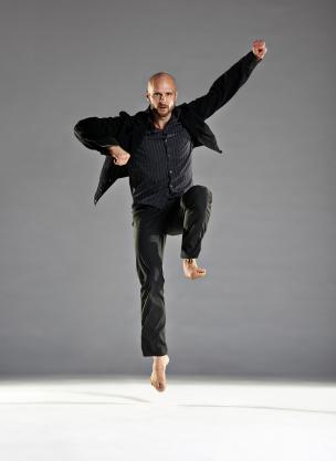 Jason Ohlberg in Chamber Dance Company, 2014