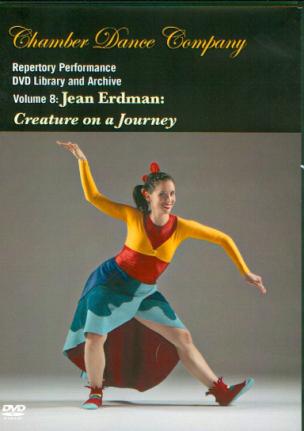 Jean Erdman: Creature on a Journey