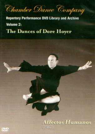The Dances of Dore Hoyer