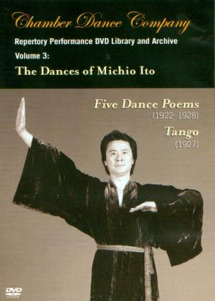Dances of Michio Ito