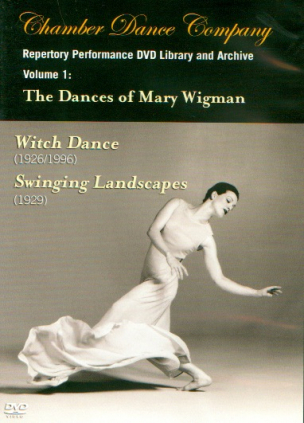 The Dances of Mary Wigman