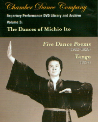 The Dances of Michio Ito