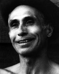 Jose Limon smiles
