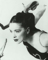"""Martha Graham in """"Cave of Heart"""""""