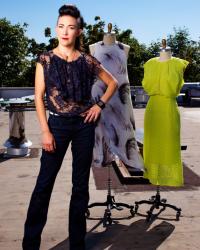 Michelle Lesniak - costume designer