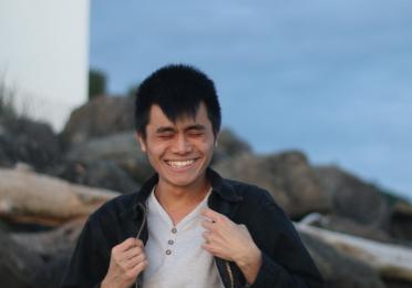 Josh Yee smiling