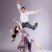 Ryan Corriston and Stephanie Liapis in Wade Madsen's Embrace  Photo: Steve Korn