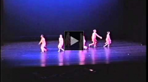 YouTube link to Chamber Dance Company: Selection from Bill Evans'