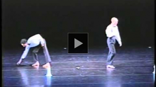 YouTube link to Chamber Dance Company: Selection from Dorfman & Froot's
